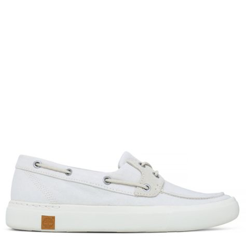 Amherst Canvas Boat Oxford