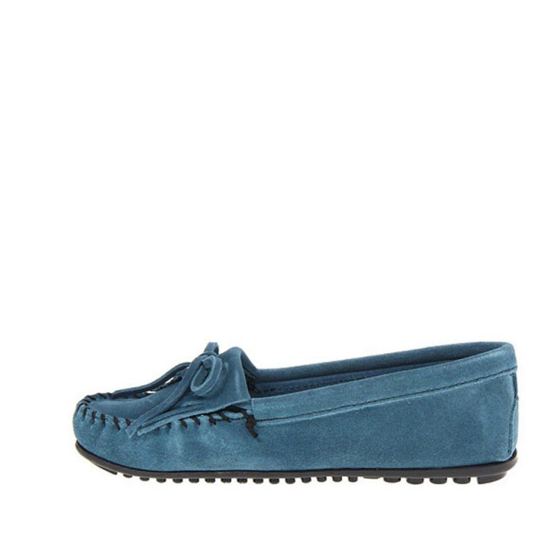 402F Peacoat Blue Moccasin