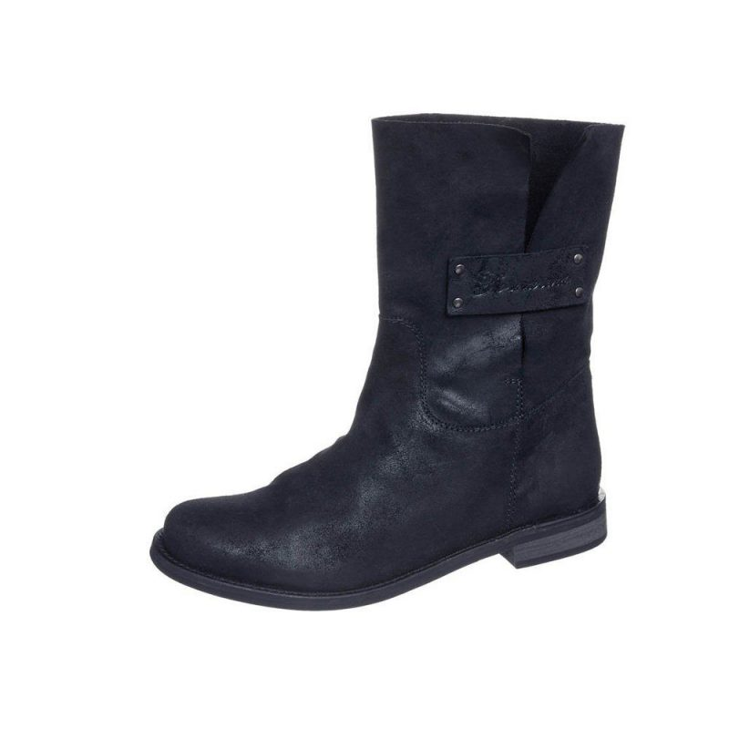 Dionne Ankle Boots Black