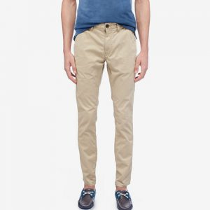 Lightweight Twill Chino Sand