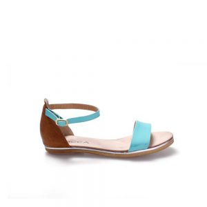 Sieth Sandals Turquise-Brown